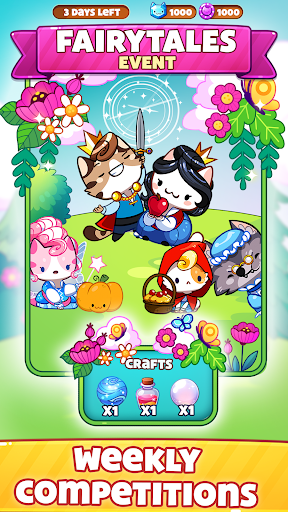 Cat Game - The Cats Collector!  screenshots 7