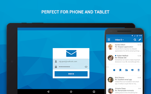 Email App for Any Mail 6