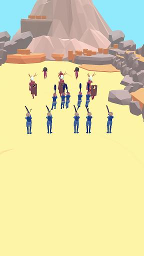 Draw Legion 3D: Epic War Simulator  screenshots 5