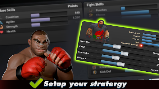 MMA Manager 0.34.3 Screenshots 7
