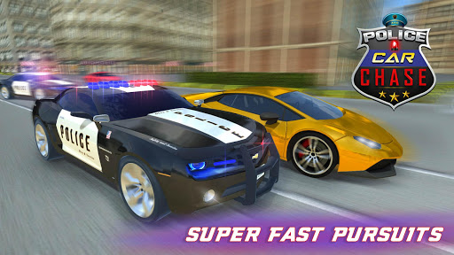 Police Car Chase : Hot Pursuit 2.6 screenshots 1