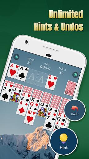 Solitaire - Classic Card Game, Klondike & Patience screenshots 6