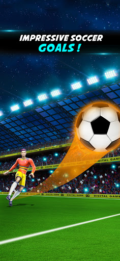 Football Kicks Strike Score: Soccer Games Hero  screenshots 18