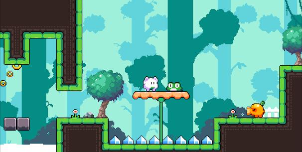 Bubble Tale – Bunny Quest Mod Apk 4.6.0 (A Lot of Gold Coins) 4