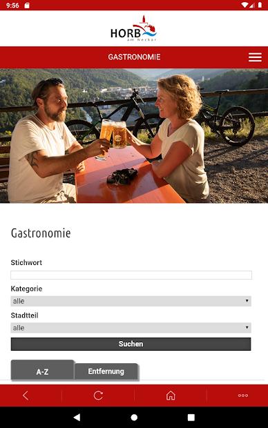 Horb-App screenshot 11
