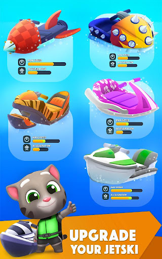 Talking Tom Jetski 2 1.5.1.451 screenshots 11