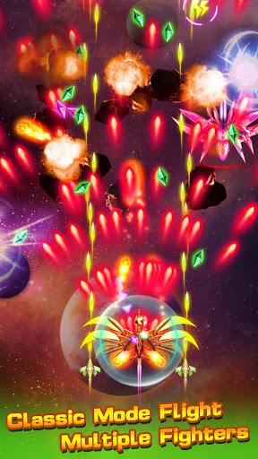 Galaxy Shooter-Space War Shooting Games  screenshots 4