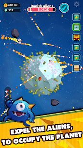 Planet Overlord MOD Apk 1.2 (Unlimited Money) 1