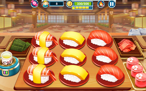 Cooking World - Craze Kitchen Free Cooking Games 2.3.5030 screenshots 13