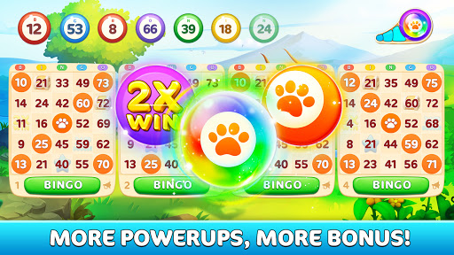 Bingo Wild - Free BINGO Games Online: Fun Bingo screenshots 2