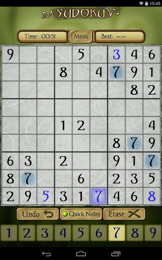 Sudoku Free 1.52 screenshots 17