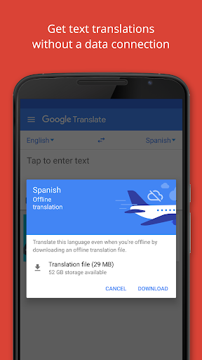 Google Translate 6.11.0.06.325960053 Screenshots 3