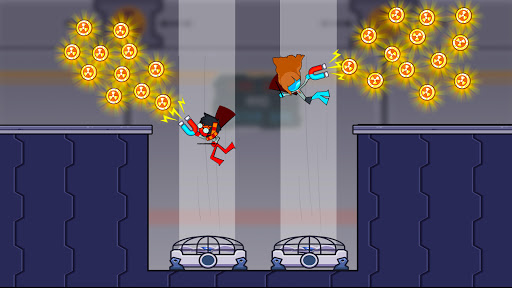 Fire and Water Stickman 2 : The Temple  screenshots 8