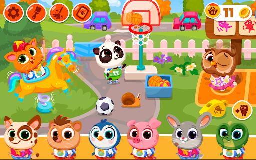 Bubbu School u2013 My Cute Animals apkpoly screenshots 12