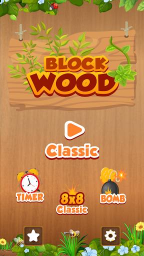 Wood Block Puzzle - Free Woody Block Puzzle Game APK MOD Download 1