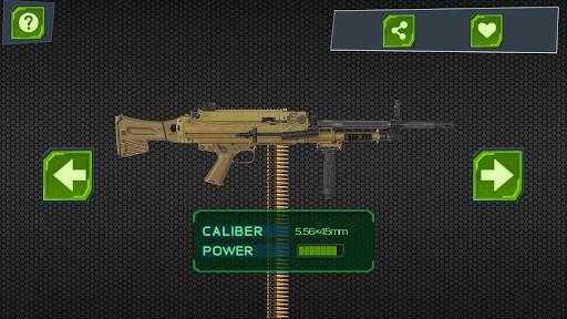 Machine Gun Simulator Free 2.2 screenshots 5