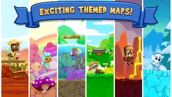 Fun Run 3 - Multiplayer Games 3.15.2 screenshots 3