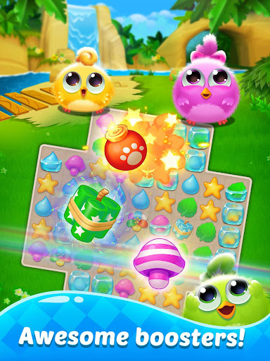 Puzzle Wings: match 3 games modiapk screenshots 1