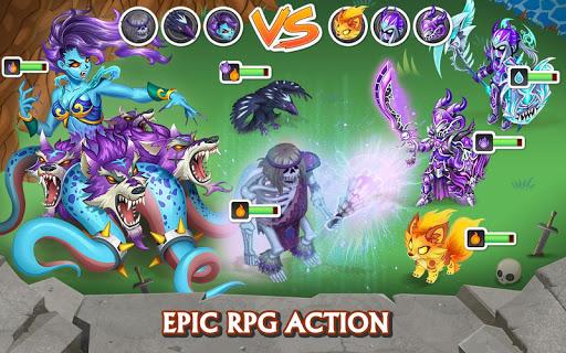 Knights & Dragons u2694ufe0f Action RPG 1.68.000 screenshots 7