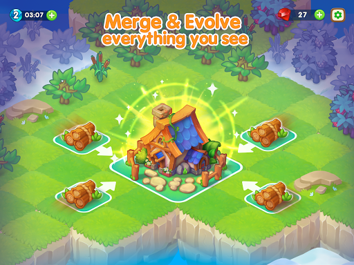 Dragon Magic - Merge Everything in Magical Games screenshots 8