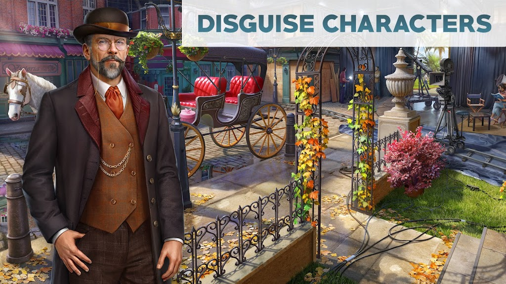 Crime Mysteries™: Find objects & match 3 puzzle poster 17