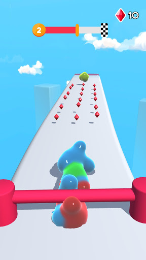Blob Runner 3D screenshots 2