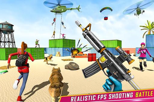 Counter Terrorist Strike : FPS Shooting Game 2021  screenshots 5