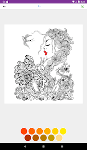Color It: Adult Coloring Book