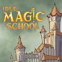 Idle Magic School icon