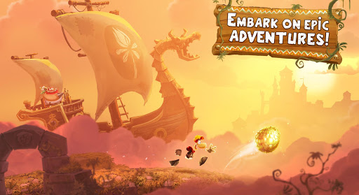 Rayman Adventures  screenshots 2