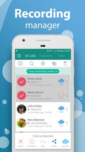 Call Recorder S9 - Automatic Call Recorder Pro 10.9 Screenshots 4