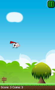 Flying Super Cow Hack for iOS and Android 5