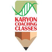 KARYON COACHING CLASSES