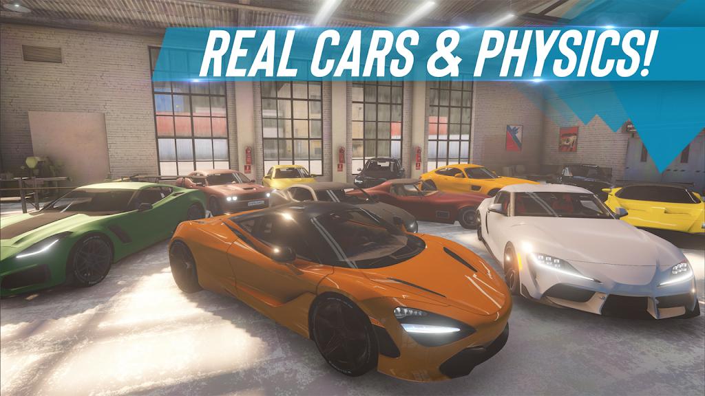 Real Car Parking Master : Multiplayer Car Game  poster 6