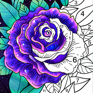 Coloring Book  Color by Number &amp Paint by Number