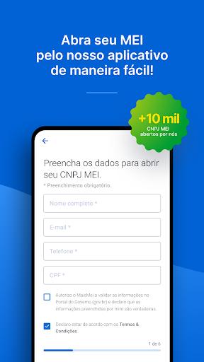 Mais MEI: Abrir MEI, guias DAS android2mod screenshots 7
