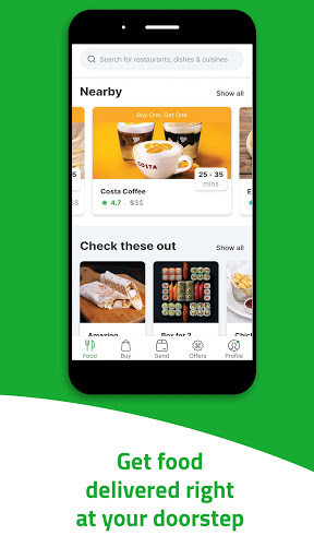 Careem - Rides, Food, Shops, Delivery & Payments android2mod screenshots 3