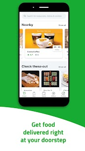 Careem - Rides, Food, Shops, Delivery & Payments Screenshot