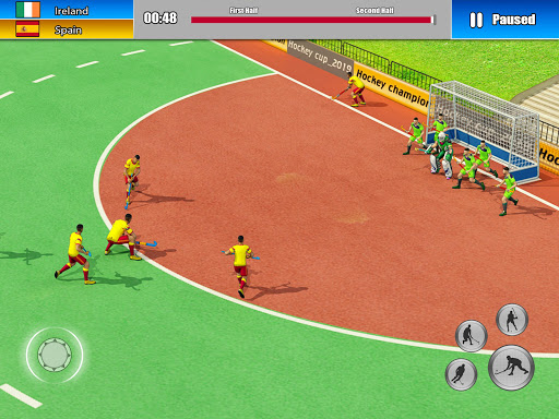 Field Hockey Cup 2021: Play Free Hockey Games apkpoly screenshots 11