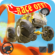 Race Off - Car Stunt Races Mega Ramps Car Jumping