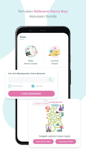 HaiBunda – Aplikasi Ibu Hamil & Parenting
