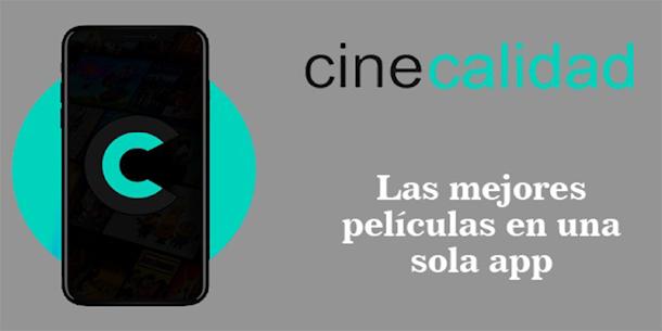 Descargar Cine Calidad actualizado Para PC ✔️ (Windows 10/8/7 o Mac) 4