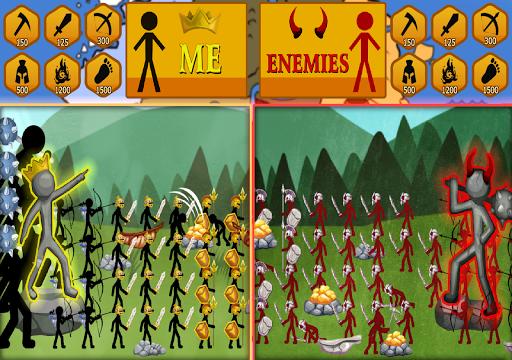 Stickman Battle 2020: Stick War Fight 1.4.1 screenshots 12