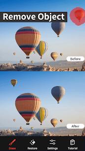برنامج محرر الصور انقطاع تلقائي مهكر Mod APK 2