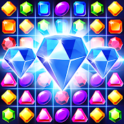 Jewel Rush - Free Match 3 & Puzzle Game