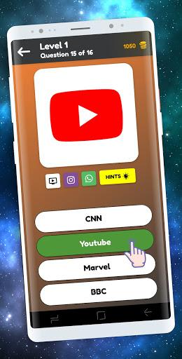 Quiz: Logo Game 2021, Multiple Choice Edition 1.3.6 Screenshots 5