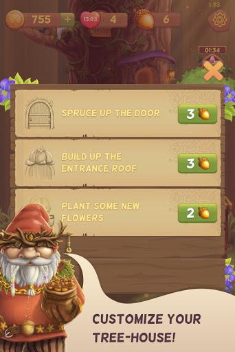 Flower Book: Match-3 Puzzle Game screenshots 2