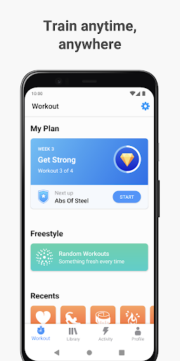 Seven - 7 Minute Workout 9.7.0 Screenshots 2