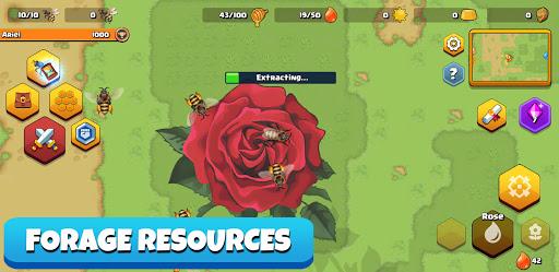 Pocket Bees: Colony Simulator screenshots 2