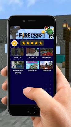 Mod Fire Craft for MCPEのおすすめ画像5
